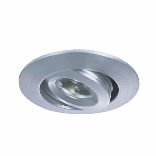 silver downlight led